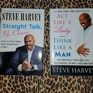 Steve Harvey Relationship Advice Book Bundle